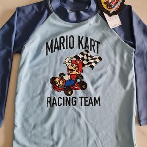 Mario Rash Vest Size 4